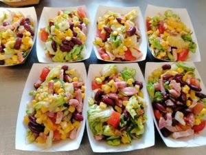 salade western en livraison